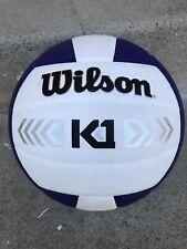 Wilson K1 Purple Game Volleyball