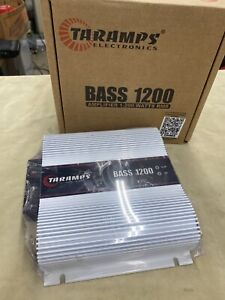 Taramps Bass1200 Monoblock Amplifier 2 Ohm - New STRONG 1200W RMS Subwoofer Amp!