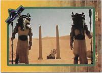 1994 Stargate Movie Base Card (76) Ra's Guards