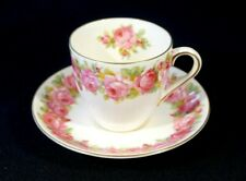 Beautiful Royal Doulton Rare v2339 Coffee Cup And Saucer