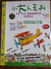 Little Mammoth Series: The Big Airshow Mandarin and English PAL DVD