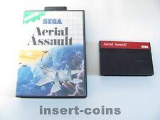 Aerial Assault-SEGA MASTER SYSTEM/MS/PAL/101