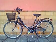 """Bicicletta Bici da passeggio uomo City misura 26"""""""