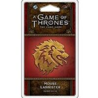 GAME OF THRONES LCG HOUSE LANNISTER INTRO DECK EXP GAME BRAND NEW & SEALED
