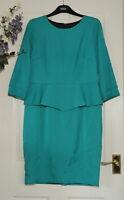 Per Una Speziale green dress 14