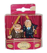 Waldorf & Statler Muppet Show Muppets Opas Henson Figur Figuren im Karton