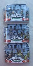 Star Wars Galactic Heroes BOBA FETT DENGAR IG-88 ZUCKUSS 4-LOM BOSSK mini figure