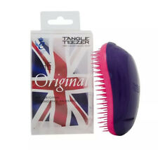 TANGLE TEEZER The Original Plum Delicious Purple Styler Detangler Brush  - New