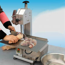 Heavy Duty Electric Bone Cutting Machine Frozen Meat Slicer Processing Machine
