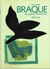 Dora Vallier: Braque. Das graphische Gesamtwerk. 1982