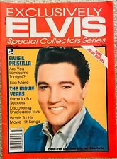 Elvis Presley Heritage Graceland Memorabilia Catalog + Goldmines  TV guides more