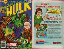 INCREDIBLE HULK 202 RARE 30 CENT PRICE VARIANT .30 F+ FINE PLUS 6.5