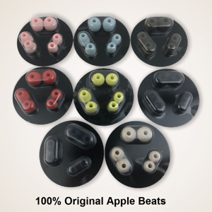 """100% Genuine Beats Replacement 6x Ear Gels/Tips for Powerbeats Pro - """"NEW"""""""