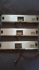 HES  9600  ELECTRIC DOOR STRIKE  3pc   used tested