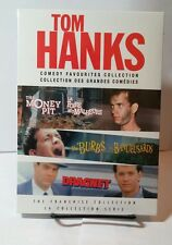 Tom Hanks: Comedy 3 Movie Collection (DVD)NEW-Free S&H-Dragnet/Burbs/Money Pit