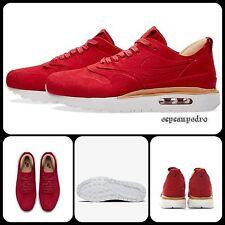 Nike Air Max 1 Royal Gym Red Size UK 7 EUR 41 [847671 661] BNIB  100% AUTHENTIC