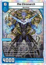 Kaijudo X1 THE CHRONARCH Super Rare S2/S10 15VTX Vortex DUEL MASTERS 2014