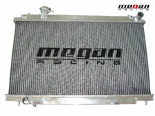 MEGAN 2 Row Aluminum Radiator for 350z Z33 03-06 VQ35de Fairlady Manual