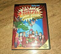 Seth MacFarlane's Cavalcade of Cartoon Comedy (DVD, 2009)