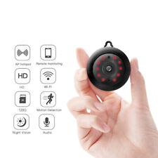 Mini WiFi Caméra 1080P Wireless Caméra Espion Vision Nocturne pour IOS Android