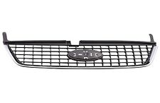 FORD MONDEO 2007-2010 NEW UPPER TOP RADIATOR BUMPER GRILLE CHROME SURROUND NEW