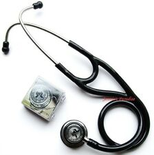 Dual-head Stainless Cardiology Stethoscope Medical Clinic Doctor for adult child