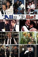 TV FRIDGE MAGNET - 'ALLO 'ALLO!