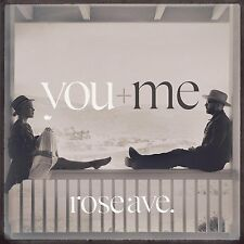 YOU + ME - ROSE AVE.  -(PINK)  CD  NUOVO SIGILLATO