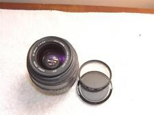 CANON mount Sigma 35-80mm 1:4-5.6 AF/M EF LENS EOS Film/Digital+UV Filter MC
