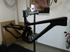 Ican P9 Enduro Frame with Rock Shox Super Deluxe Shock. Full Carbon.