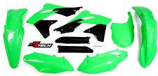 New KXF 250 13-16 Neon Green USA Style Plastic Kit Motocross Plastics