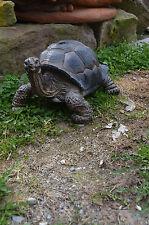 Gartenfigur Schildkröte  Groß  Figur Deko NEU