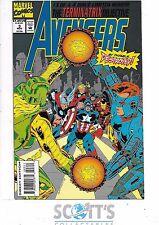 Avengers Terminatrix  #3  NM
