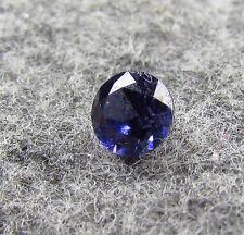 0.45 carat California Gem AA Benitoite Investment Round Collector Gemstone USA