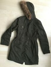 BHS - Tammy girl classic Green Parka. UK size 13-14yrs. 158 - 164cm. Good cond.