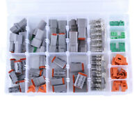 187 pcs Connector Kit for TE Connectivity Deutsch Terminal Electric Wiring