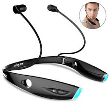 Bluetooth Wireless Stereo Headset Headphones for LG G8 ThinQ Stylo 6 5 4 Samsung