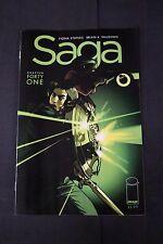 SAGA #41 Recalled Error edition dark cover original 1st Print First 2016 2017