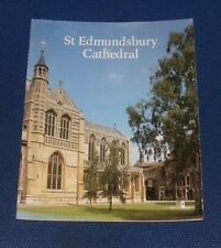 GUIDEBOOK: ST EDMUNDSBURY CATHEDRAL 24 PAGES 1985 PITKINS PICTORIALS LIMITED