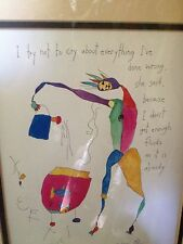 STORY PEOPLE ART FOR REAL PEOPLE Artist BRIAN ANDREAS Original Art and Sayings 4