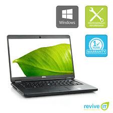 Dell Latitude E5450 Laptop Touch i5 Dual-Core 8GB 256GB SSD Win 10 Pro B v.WCA