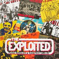 The Exploited - Punk Singles and Rarities: 1980-1983 [CD]