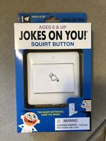 Jokes On You Squirt Button Kids Prank Joke Toy