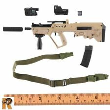 Israeli Sayeret Matkal - TAR Assault Rifle - 1/6 Scale Flagset Action Figures