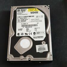 """Hard Disk Drive Western Digital Caviar WD400 (WD400BB-60CJA0) 3.5"""" IDE 40Gb HDD"""