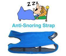 No Snoring Chin Strap+Nasal Strips- Sleep Anti Apnea, CPAP, Sleeping Aid