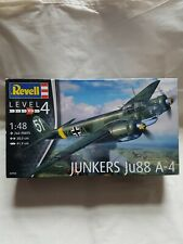 Revell - Junkers Ju88 A-4 - 1/48th scale