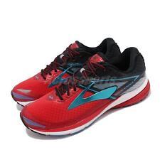 Brooks Ravenna 8 Red Black Blue Men Running Shoes Road Runner Shoes 110248 1D