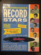 Radio Luxembourg Record Stars Number 2 Book Annual Elvis The Beatles