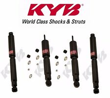 KYB 4 SHOCKS for Nissan D21 & Pickup RWD 2WD 86 to 93 94 95 96 97 343208 344097